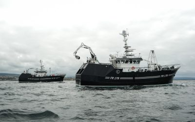 Macduff Shipyards delivers new 'FAITHFUL' & 'CRYSTAL RIVER'