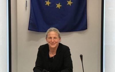 Susan Steele takes up new post as head of EU fisheries control agency