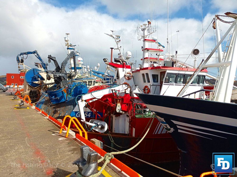 EU Commissioner for the Environment, Oceans and Fisheries, Virginius Sinkevicius is coming to meet the Irish fishing industry in Killybegs