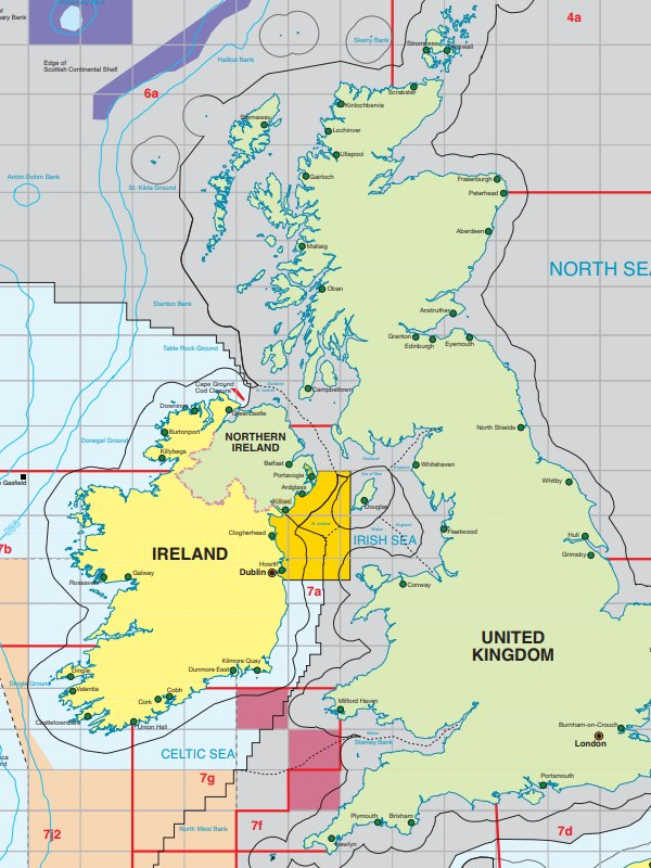 The NWWAC has launched its 2021 NWWAC Fisheries Management Chart