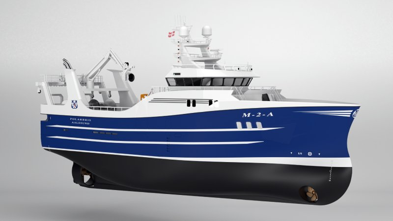 Karstensens Shipyard denmark polarbris
