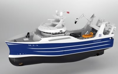 Karstensens Shipyard signs contract to deliver new seine-netter POLARBRIS
