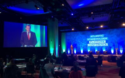 Minister for Agriculture, Food and the Marine addresses Atlantic Stakeholder Platform Conference, Dublin