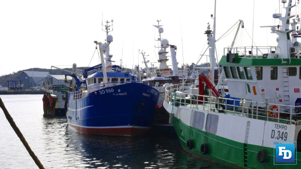 The Seafood Sector Task Force Report has recommends decommissioning 60 Irish whitefish fishing vessels by removing 26% of the fleet