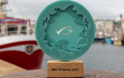 Poole Harbour clam and cockle and Cornish hakefisheries scoop awards