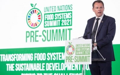 Minister McConalogue marks World Food Day 2021