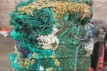 Welsh fishermen tackle Marine Plastic and Climate Change