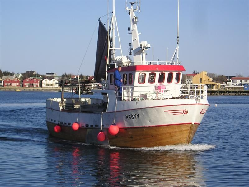 More young and female fishers enter Norwegian fishing industry