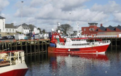 Brexit Temporary Tie-Up Scheme Announced for Irish Fishing Vessels