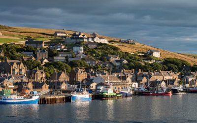 Seafish fleet survey researchers visiting Scottish ports in October