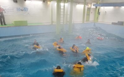 More man overboard awareness training dates for the fishing industry