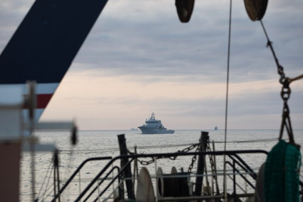 Fiskebåt has expressed concerns over the growing presence of Russian Navy vessels in Norwegian fishing grounds