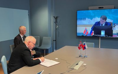 Norway and Russia reach agreement on Barents Sea fish stocks for 2022
